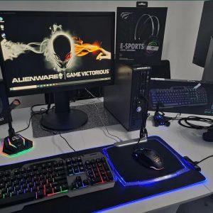 komputer stacjonarny Dell do gier