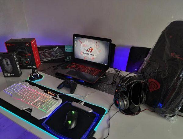 Laptop-do-gier-Asus