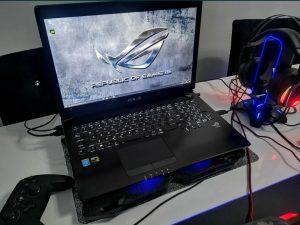 Laptop-do-gier-Asus-ROG-i7