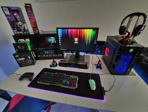 Gamingowy komputer msi i7