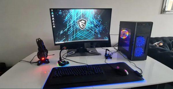 Gamingowy-komputer-msi fx-6rdzeni