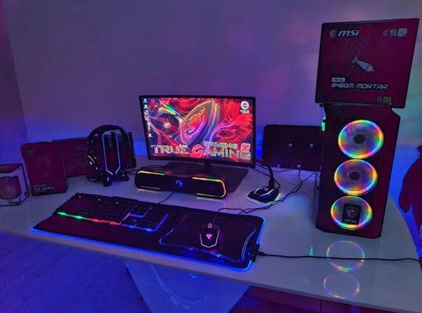komputer- Msi-do-gier